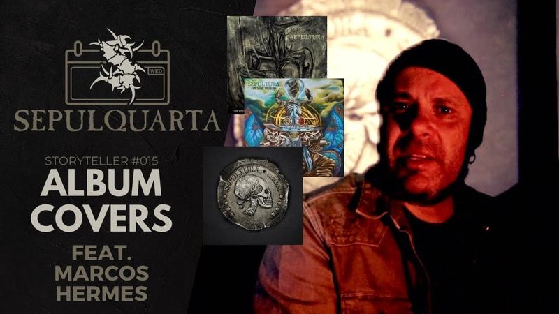 THE MEDIATOR MACHINE MESSIAH QUADRA Storyteller Album covers part V feat Marcos Hermes