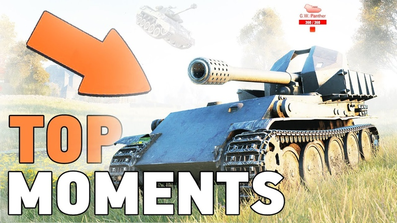 TOP 100 FUNNIEST MOMENTS in WORLD OF TANKS