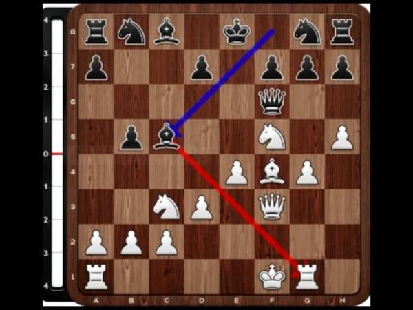 11 Adolf Anderssen vs Lionel Kieseritzky Londres 1851 Gambito de Rey