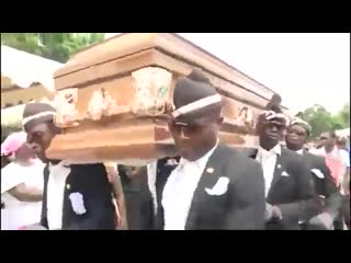 Coffin dance meme