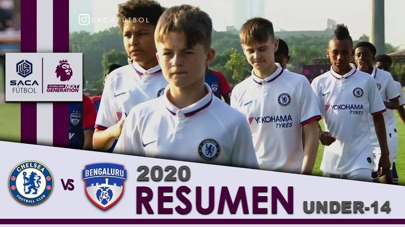 Chelsea FC vs Bengaluru FC Next Gen Mumbai Cup 2020 U-14