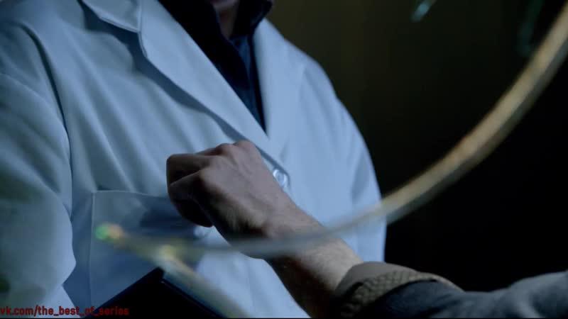 Почти человек 1 сезон 12 серия