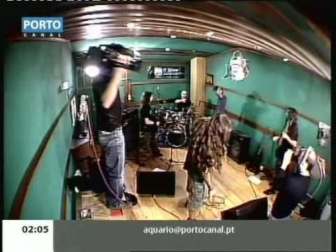 Holocausto Canibal - Live Intervew @ Aquário (Porto Canal - part 16)
