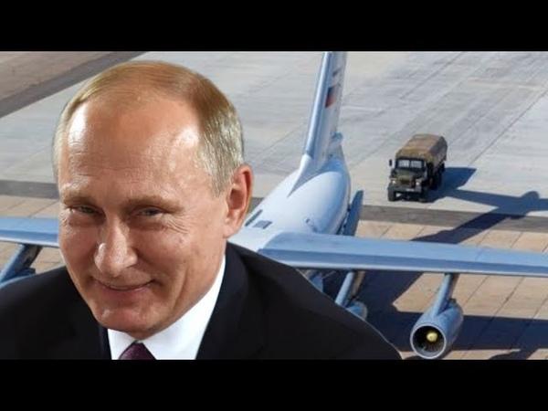 Польша в панике: девять российских Ил 76 нанесли удар по авторитету ЕС и США