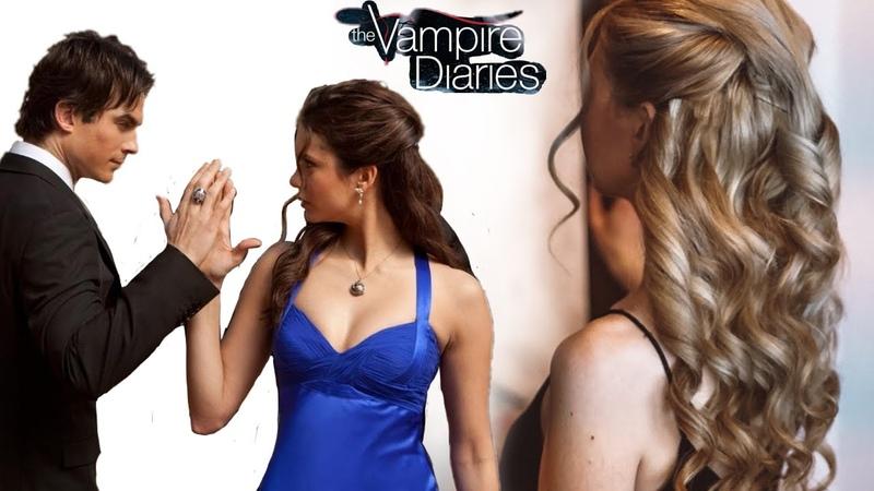 Прическа Елены Гилберт из сериала Дневники вампира The Vampire Diaries Elena Gilbert Hair