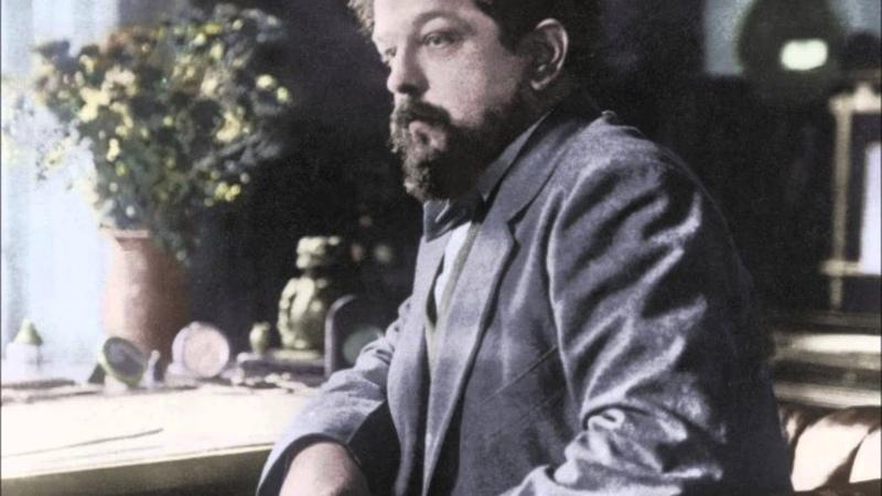 Bartok and Szigeti play Debussy violin sonata 1 3