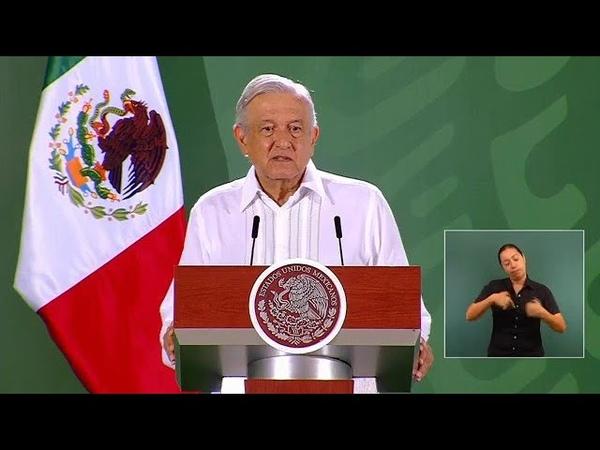 Mañanera Andr s Manuel López Obrador Culiacán Sinaloa Mi rcoles 5 Agosto 2020 COVID19