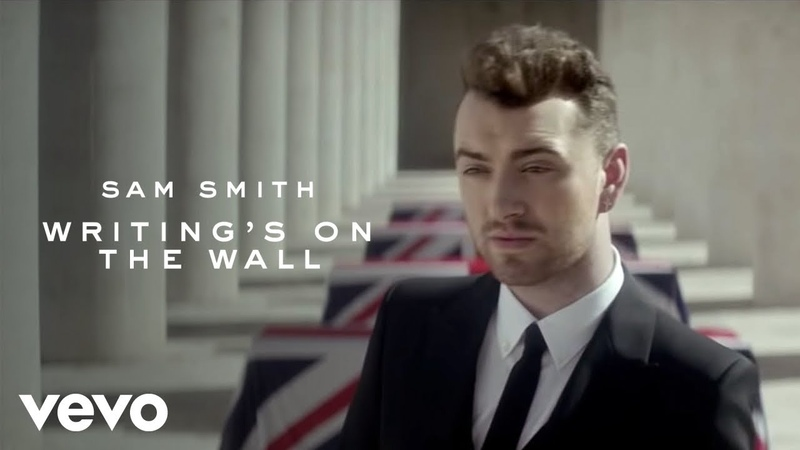 Sam Smith Writing's On The Wall from Spectre Official Video