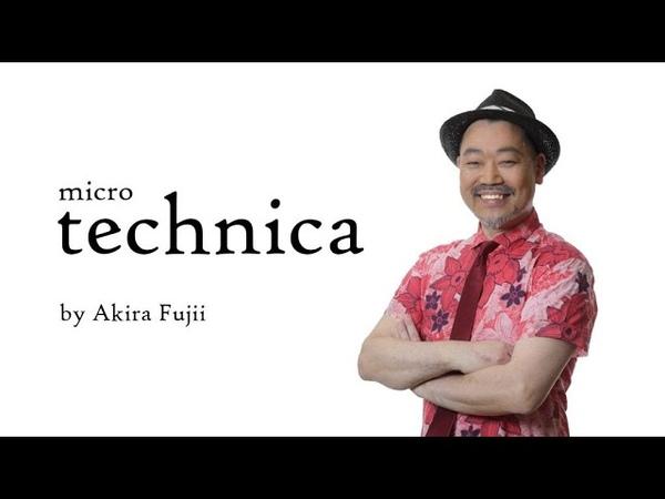 Microtechnica by Akira Fujii
