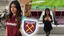 Why is Mia Khalifa a West Ham fan