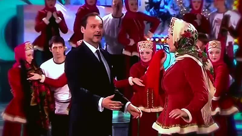 Вдоль по Питерской Аскар Абдразаков и хор Пятницкого