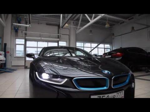 Новая четвёрка BMW 420d Нюхач