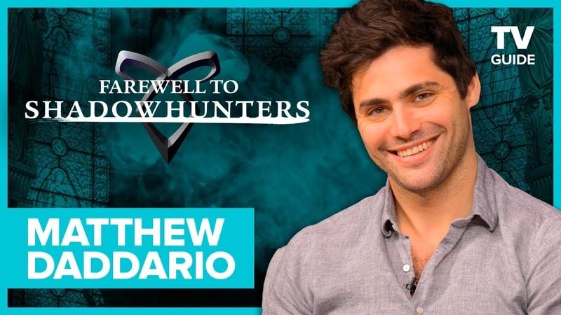 Farewell to Shadowhunters Matthew Daddario Breaks Down That Malec Proposal