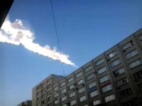 Метеорит Взрывная волна дошла позже Центр г Челябинска