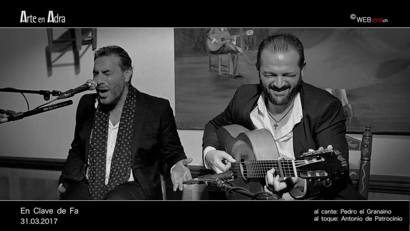 Pedro el Granaino y Antonio de Patrocinio | En Clave de Fa | por Tangos
