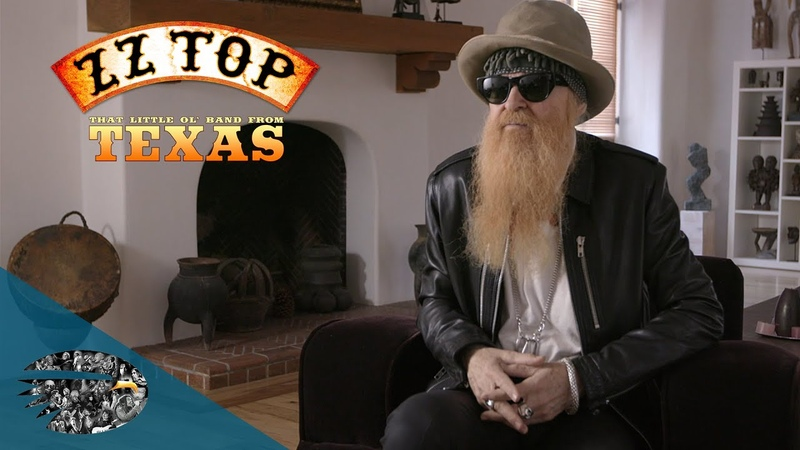 ZZ Top - That Little Ol Band From Texas (Rehearsal Clip)