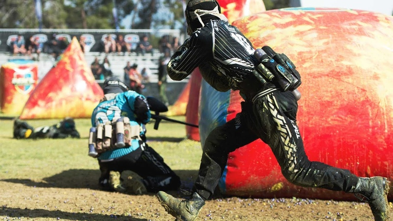 NXL Las Vegas Paintball X Factor vs NY Xtreme and Revo vs Outlaws 2020
