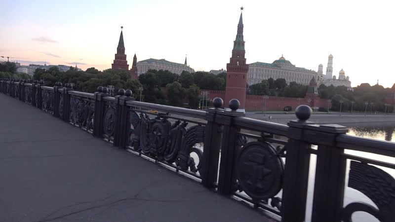 Старт капитального ремонта Большого Каменного моста