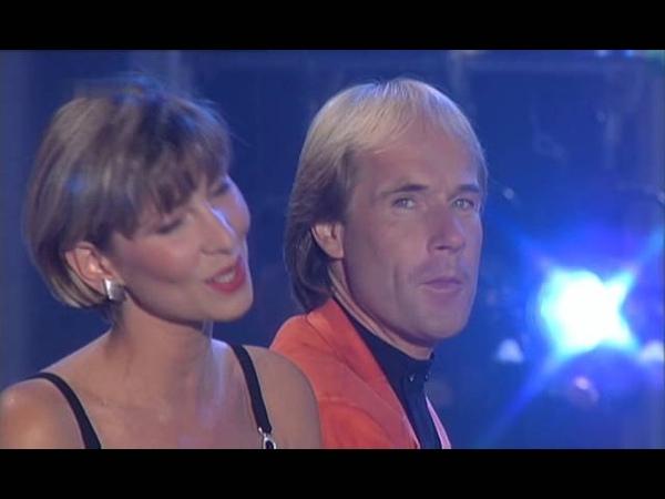 Claudia Jung Richard Clayderman Je t'aime mon amour Wie viele Stunden hat die Nacht 1995 f
