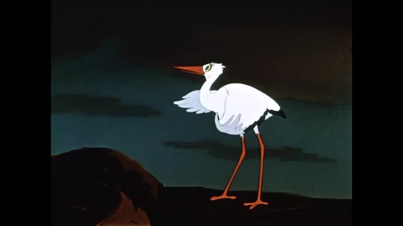 Заколдованный мальчик 1955 мультфильм