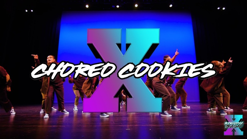 Choreo Cookies Front Row SBS Birthday Bash 10 SBSBASHX