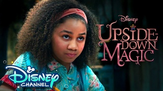 Teaser | Upside-Down Magic | Disney Channel