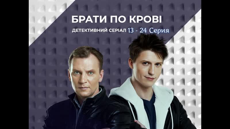 Братья по крови 13 24 серія Детективный сериал