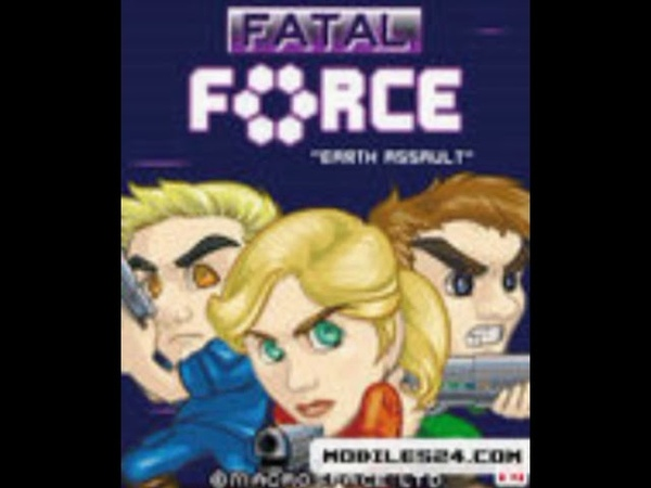 Fatal Force Alien Assault Java cave OST