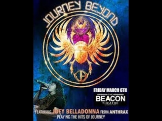 Journey Beyond feat. Joey Belladonna - Full Show, Beacon Theatre 3/6/20, 1st Ever Live Performance!