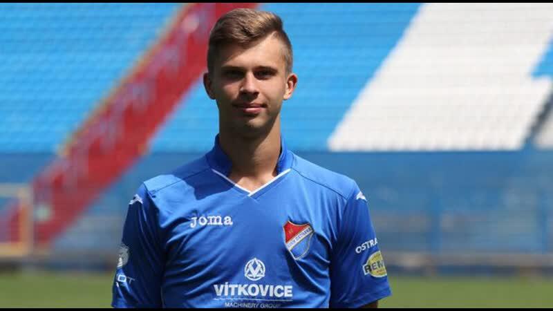 Все 3 гола и голевая передача защитника Артёма Мещанинова за чешский Баник 2015-2019