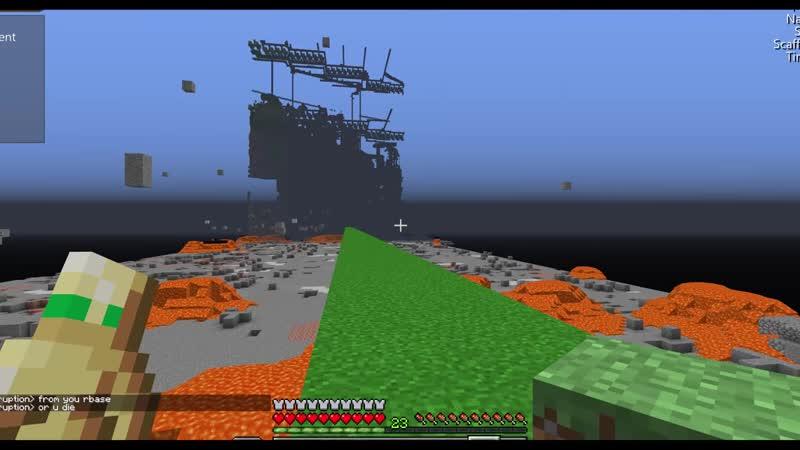 Сайфер ВЕЛИЧАЙШАЯ БАЗА В ИСТОРИИ 2B2T Minecraft 2b2t на русском
