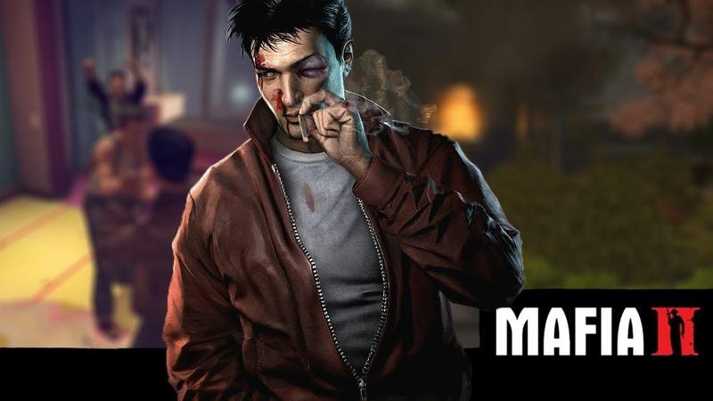 Сгорел дом Вито   Прохождение игры мафия 2 11 Mafia 2