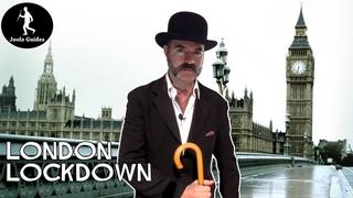London Lockdown - River Thames - Self Guided Walking Tour Through History