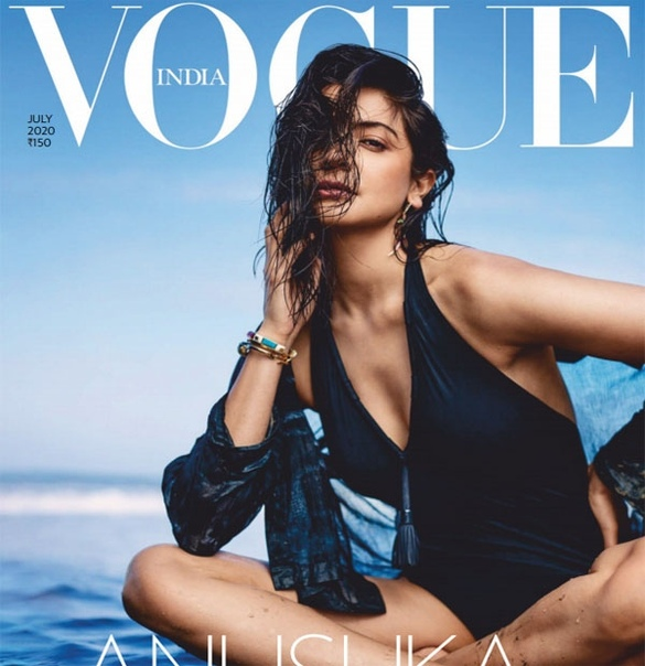Vogue India - July 2020