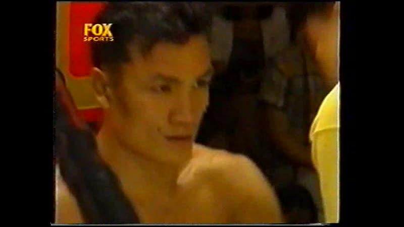 Bushido on FOX Sports 5 1