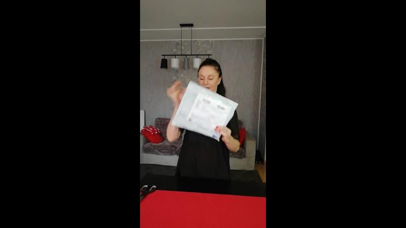 Распаковка приза Primal Lenormand от победителя конкурса Eir Igea