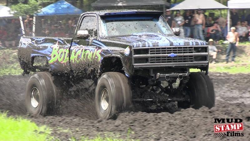 1 Tons Rowdy Boggers Perkins Mud Bog 2020