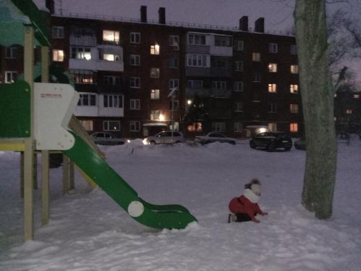 В Омске установили детскую горку прямо перед деревом. Об этом сообщила местная жительница в социальных сетях, рассказав, что несколько детей уже получили травмы от ударов. Нам удалось найти