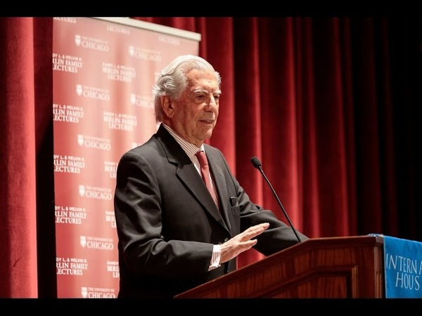 Mario Vargas Llosa, The Time of the Hero, Lecture 1 of 4, 04.24.17