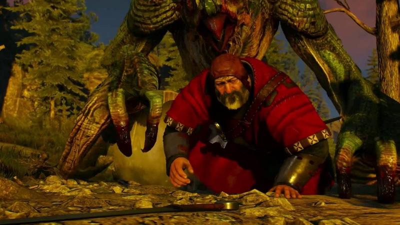 The Witcher 3 Wild Hunt GOTY Trailer Ведьмак 3 Дикая Охота Издание Игра года