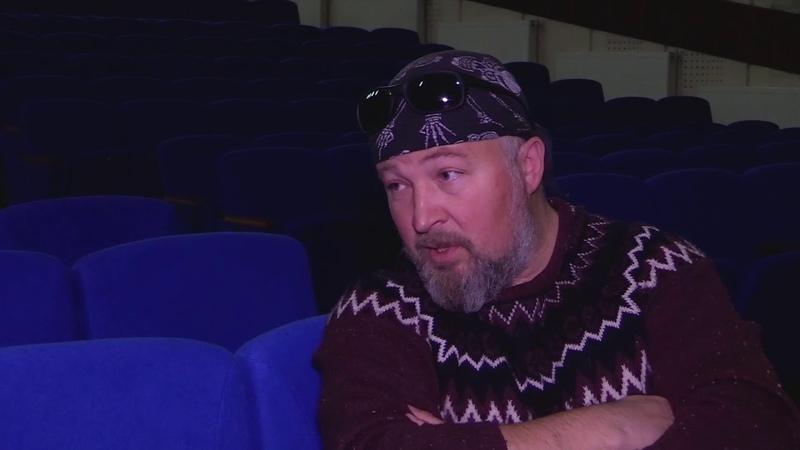 Театр Черноморского зрителя представит спектакль в телевизионном формате