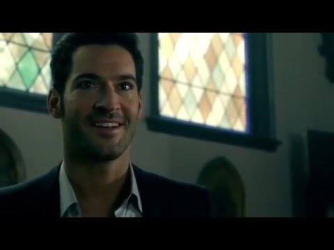 Lucifer Episode 1x09 Lucifer causes trouble in Confession