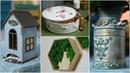 Переделки Фикс-Прайс / Чайный домик, картины и декор для дома