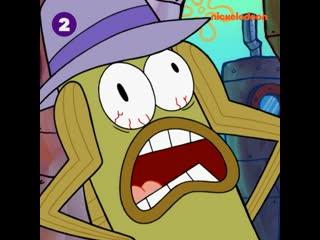 Что Патрик натворил на этот раз   ТОП 7   Губка Боб
