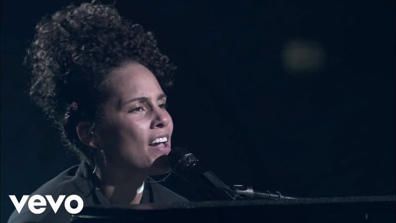 Alicia Keys If I Ain't Got You Live from Apple Music Festival London 2016