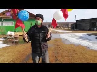 В Якутии отметили первое мая