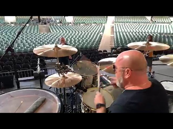 Jason Bonham Trampled Under Foot Drums Led Zeppelin Song Physical Graffiti 1975