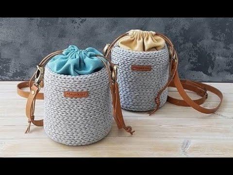 Мини и микро сумки тренд 2020 идеи для вязания и вдохновения Mini micro bags fashion trend ideas