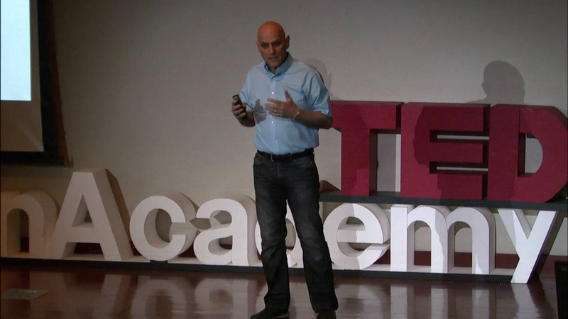 Mental Brakes to Avoid Mental Breaks Steven Hayes TEDxDavidsonAcademy