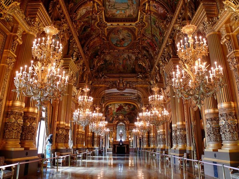 Opéra Garnier – красота со своенравным характером, изображение №7